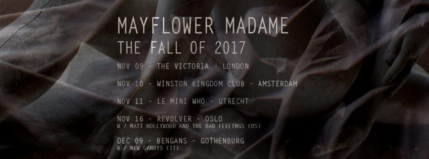 Mayflower Madame Banner