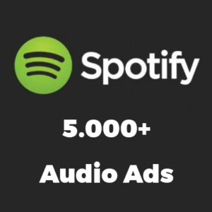 Get fans + Monthly listeners + Impressions and real plays | Ghost Town